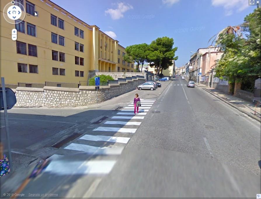 Locali Scuola Caio Lucilio Viale Trieste Sessa Aurunca