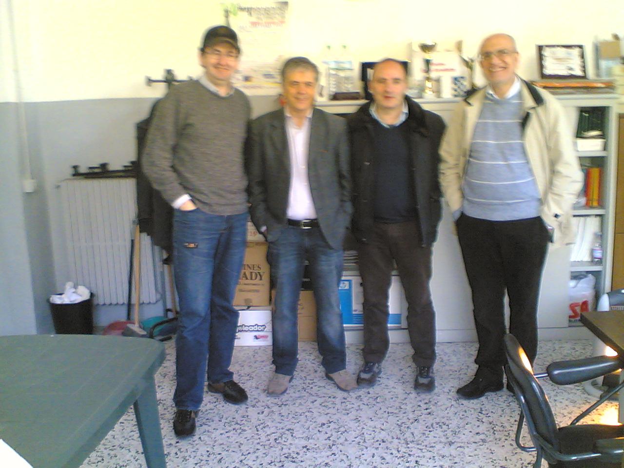 Squadra Matidia-2013