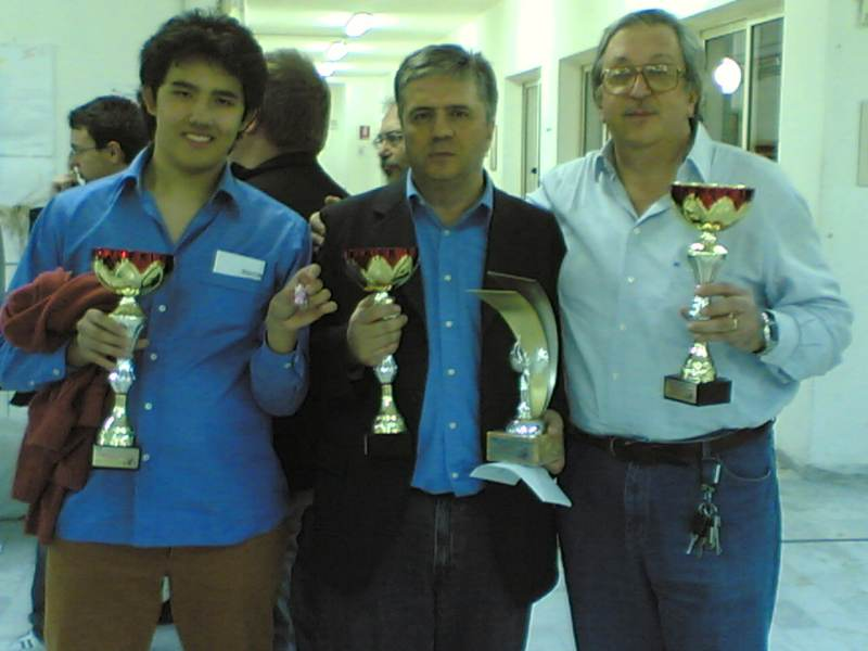 MATIDIA-1 Squadra Campione Regionale Semilampo della Campania 2007