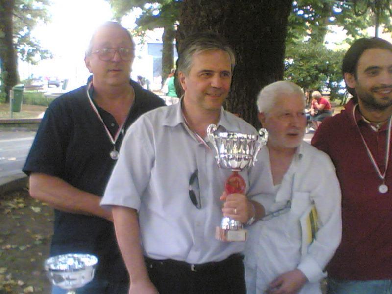Vincitore torneo Rocca 2010