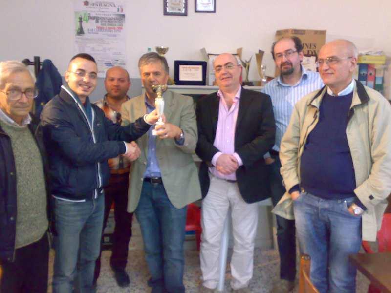 Spatrisano Diego vincitore del 28° Torneo Interno.